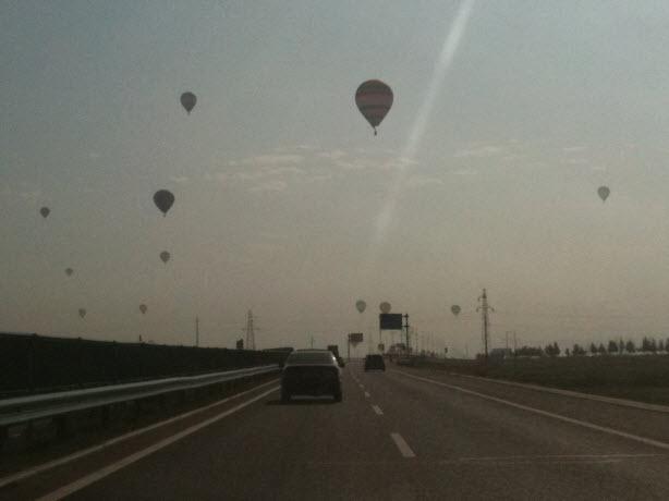 Baiyun3 Balloons